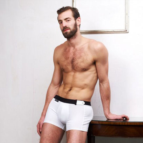 White men underwear s briefs